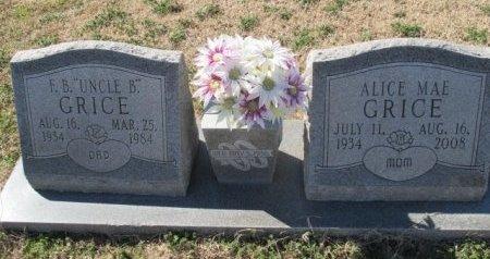 HAM , ALICE MAE - Pemiscot County, Missouri | ALICE MAE HAM  - Missouri Gravestone Photos