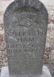HAM, AZLEE - Pemiscot County, Missouri | AZLEE HAM - Missouri Gravestone Photos