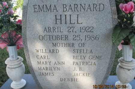 HILL, EMMA MAE - Pemiscot County, Missouri   EMMA MAE HILL - Missouri Gravestone Photos
