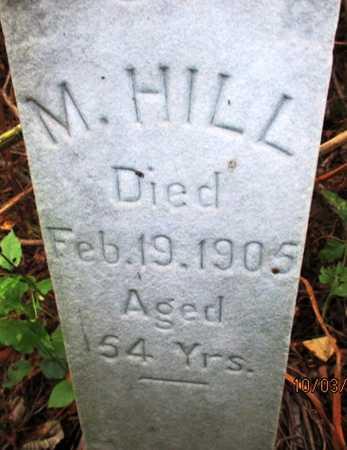 BURTON HILL, MARTHA - Pemiscot County, Missouri | MARTHA BURTON HILL - Missouri Gravestone Photos