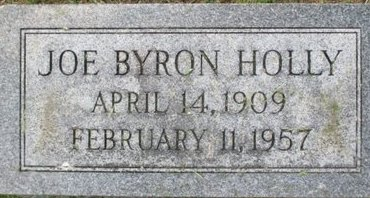 HOLLY, JOE BYRON SR - Pemiscot County, Missouri | JOE BYRON SR HOLLY - Missouri Gravestone Photos