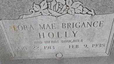 HOLLY, LORA MAE - Pemiscot County, Missouri | LORA MAE HOLLY - Missouri Gravestone Photos