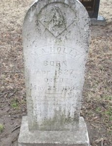HOLLY, M. A. - Pemiscot County, Missouri | M. A. HOLLY - Missouri Gravestone Photos