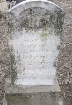 HOLLY, MARY - Pemiscot County, Missouri | MARY HOLLY - Missouri Gravestone Photos