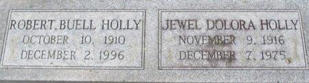 HOLLY, ROBERT BUELL - Pemiscot County, Missouri | ROBERT BUELL HOLLY - Missouri Gravestone Photos