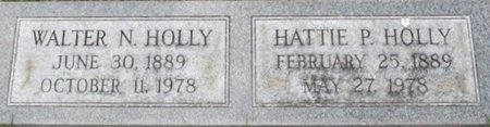 HOLLY, HATTIE P. - Pemiscot County, Missouri | HATTIE P. HOLLY - Missouri Gravestone Photos