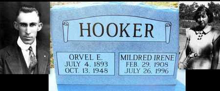 HOOKER, MILDRED IRENE - Pemiscot County, Missouri   MILDRED IRENE HOOKER - Missouri Gravestone Photos