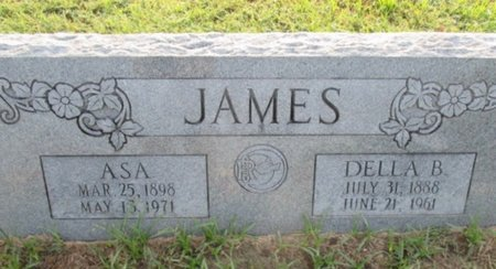 JAMES, ASA - Pemiscot County, Missouri | ASA JAMES - Missouri Gravestone Photos