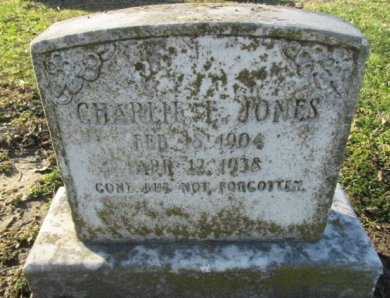 JONES, CHARLIE EDWARD - Pemiscot County, Missouri   CHARLIE EDWARD JONES - Missouri Gravestone Photos