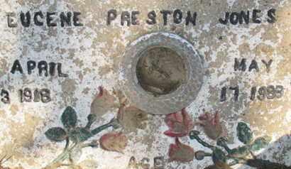 JONES, EUGENE PRESTON - Pemiscot County, Missouri | EUGENE PRESTON JONES - Missouri Gravestone Photos