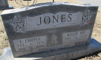 JONES, FLOYD COOPER, JR - Pemiscot County, Missouri | FLOYD COOPER, JR JONES - Missouri Gravestone Photos