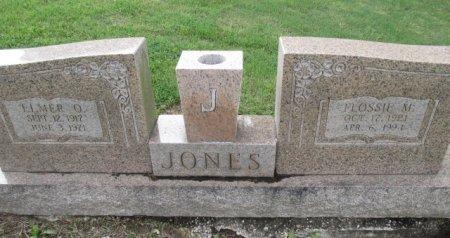 JONES, ELMER ODELL - Pemiscot County, Missouri | ELMER ODELL JONES - Missouri Gravestone Photos