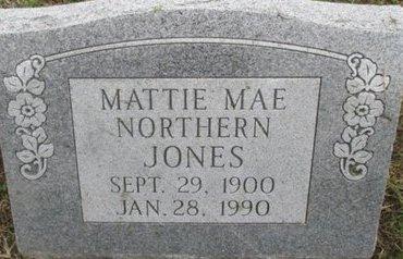 JONES, MATTIE MAY - Pemiscot County, Missouri | MATTIE MAY JONES - Missouri Gravestone Photos