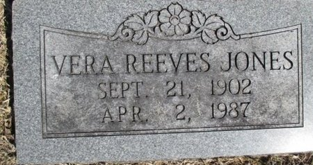 JONES, VERA - Pemiscot County, Missouri | VERA JONES - Missouri Gravestone Photos