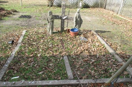 *OVERVIEW, KING CEMETERY - Pemiscot County, Missouri | KING CEMETERY *OVERVIEW - Missouri Gravestone Photos