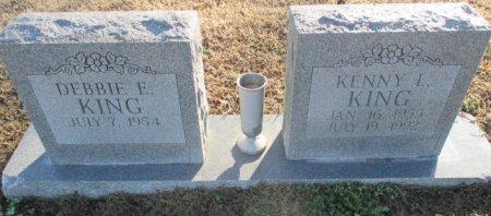 KING, KENNY L - Pemiscot County, Missouri   KENNY L KING - Missouri Gravestone Photos