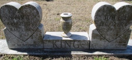 KING, SAMMIE - Pemiscot County, Missouri | SAMMIE KING - Missouri Gravestone Photos
