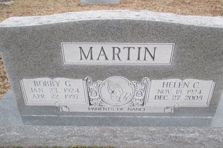 MARTIN, BOBBY G. VETERAN WWII - Pemiscot County, Missouri | BOBBY G. VETERAN WWII MARTIN - Missouri Gravestone Photos