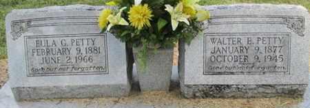 PETTY, EULA GERTRUDE - Pemiscot County, Missouri | EULA GERTRUDE PETTY - Missouri Gravestone Photos