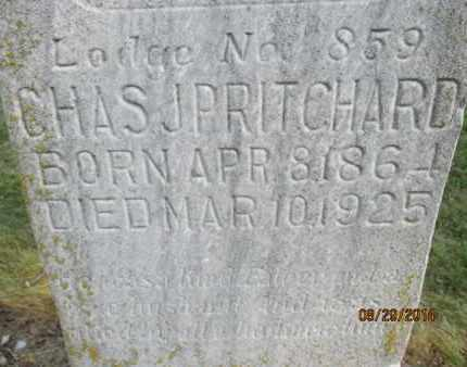 PRITCHARD, CHARLES JACKSON - Pemiscot County, Missouri | CHARLES JACKSON PRITCHARD - Missouri Gravestone Photos