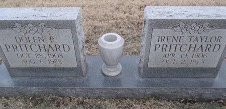PRITCHARD, IRENE MAE - Pemiscot County, Missouri | IRENE MAE PRITCHARD - Missouri Gravestone Photos