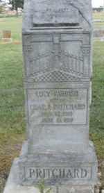PRITCHARD, LUCY LORETTA - Pemiscot County, Missouri | LUCY LORETTA PRITCHARD - Missouri Gravestone Photos