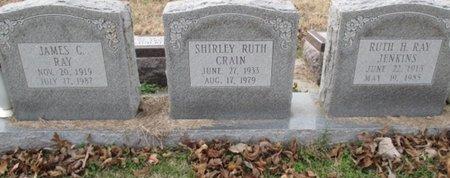 RAY, JAMES C. - Pemiscot County, Missouri | JAMES C. RAY - Missouri Gravestone Photos
