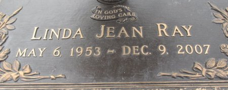 RAY, LINDA JEAN - Pemiscot County, Missouri   LINDA JEAN RAY - Missouri Gravestone Photos