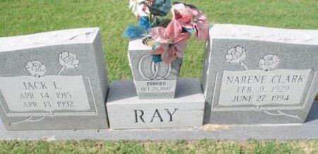 RAY, JACK I. - Pemiscot County, Missouri   JACK I. RAY - Missouri Gravestone Photos