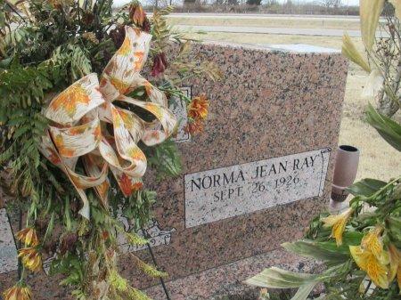 RAY, NORMA JEAN - Pemiscot County, Missouri | NORMA JEAN RAY - Missouri Gravestone Photos