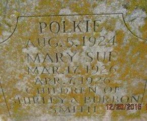 SMITH, POLKIE - Pemiscot County, Missouri | POLKIE SMITH - Missouri Gravestone Photos
