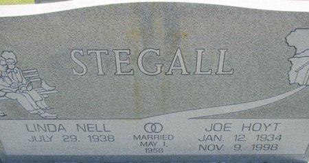 STEGALL, JOE HOYT - Pemiscot County, Missouri | JOE HOYT STEGALL - Missouri Gravestone Photos