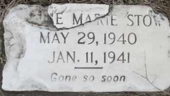 STOW, MARGIE MARIE - Pemiscot County, Missouri | MARGIE MARIE STOW - Missouri Gravestone Photos