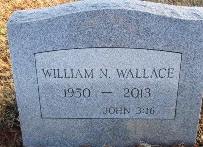 WALLACE, WILLIAM N - Pemiscot County, Missouri | WILLIAM N WALLACE - Missouri Gravestone Photos
