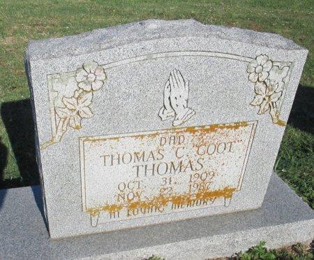THOMAS, THOMAS COX - Pemiscot County, Missouri | THOMAS COX THOMAS - Missouri Gravestone Photos