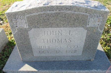 THOMAS, JOHN ISAAC SR - Pemiscot County, Missouri   JOHN ISAAC SR THOMAS - Missouri Gravestone Photos
