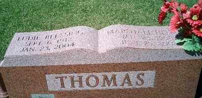 THOMAS, MARSHALL HENRY - Pemiscot County, Missouri | MARSHALL HENRY THOMAS - Missouri Gravestone Photos