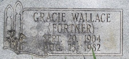 WALLACE, GRACIE - Pemiscot County, Missouri   GRACIE WALLACE - Missouri Gravestone Photos