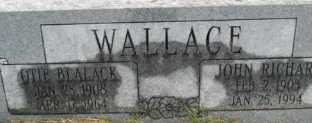 """WALLACE, JIMMIE LEE """"OTIE"""" - Pemiscot County, Missouri 