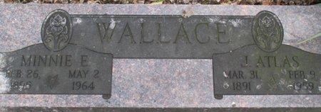 WALLACE, MINNIE E. - Pemiscot County, Missouri | MINNIE E. WALLACE - Missouri Gravestone Photos