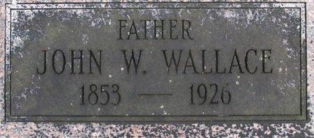 WALLACE, JOHN W. - Pemiscot County, Missouri | JOHN W. WALLACE - Missouri Gravestone Photos