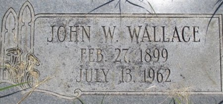 WALLACE, JOHN WILLIAM - Pemiscot County, Missouri | JOHN WILLIAM WALLACE - Missouri Gravestone Photos
