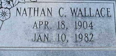 WALLACE, NATHAN CLINT - Pemiscot County, Missouri | NATHAN CLINT WALLACE - Missouri Gravestone Photos