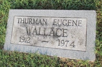 WALLACE, THURMAN EUGENE - Pemiscot County, Missouri | THURMAN EUGENE WALLACE - Missouri Gravestone Photos