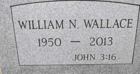 WALLACE, WILLIAM N. - Pemiscot County, Missouri | WILLIAM N. WALLACE - Missouri Gravestone Photos