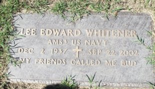 "WHITENER, LEE EDWARD ""BUD"" - Pemiscot County, Missouri   LEE EDWARD ""BUD"" WHITENER - Missouri Gravestone Photos"