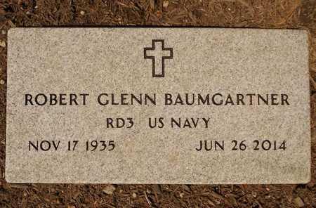 BAUMGARTNER, ROBERT GLENN (VETERAN) - Phelps County, Missouri | ROBERT GLENN (VETERAN) BAUMGARTNER - Missouri Gravestone Photos