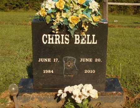 BELL, CHRIS - Phelps County, Missouri   CHRIS BELL - Missouri Gravestone Photos