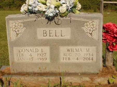 BELL, WILMA M. - Phelps County, Missouri | WILMA M. BELL - Missouri Gravestone Photos