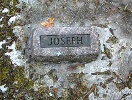 BLUE, JOSEPH (FOOTSTONE) - Phelps County, Missouri   JOSEPH (FOOTSTONE) BLUE - Missouri Gravestone Photos